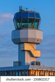 Small Air Traffic Control Tower