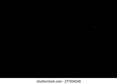 small amount of stars