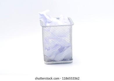 Small basket .... is a requirement for businessmen to put waste.