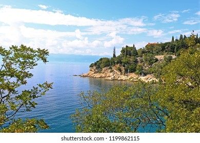 A small bay at the Adriatic coast
