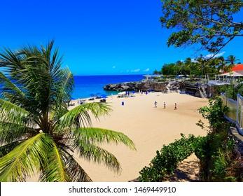 The small beach of Sosua