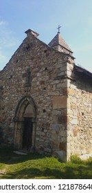 Small Beautiful Medieval Swiss Church