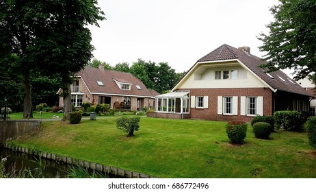 A small and beautiful town in the Netherlands, Amstelveen