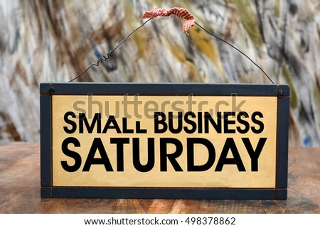5df604838138f Small business sign