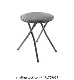 small chair isolated on white