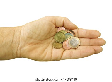 Small change - Euros