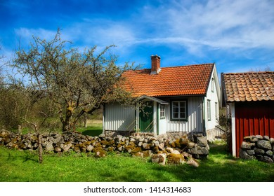 Small, Charming House on Southern Koster Island, Sweden