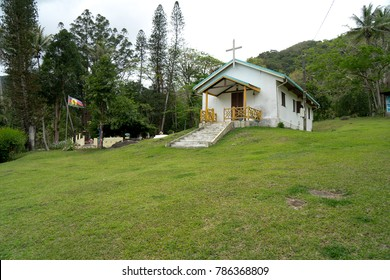 small church in New Caledonia