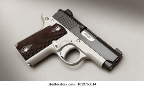 Small Conceal Carry Handgun right side front