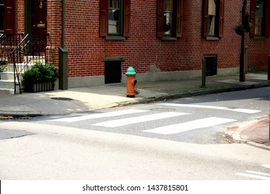 Small crosswalk for big security