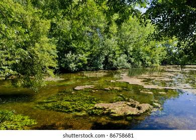 Small Danuba River, Slovakia