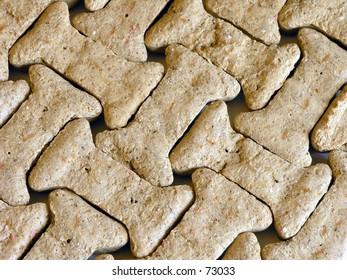 Small Dog Bone Pattern