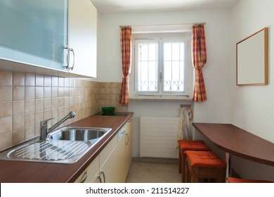 Royalty-Free Small Apartment Kitchen Stock Images, Photos ...