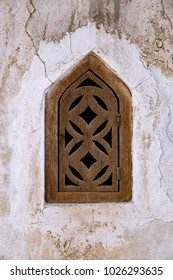A small door carved in to a wall.