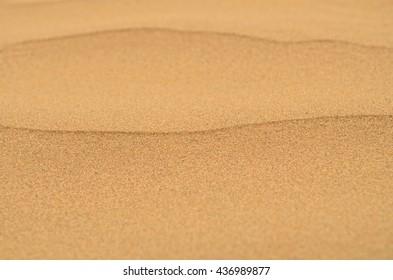 Small dune macro
