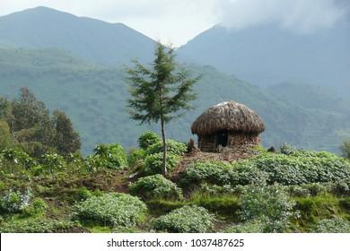 Small dwelling - Rwanda