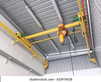 Small  electric hoist