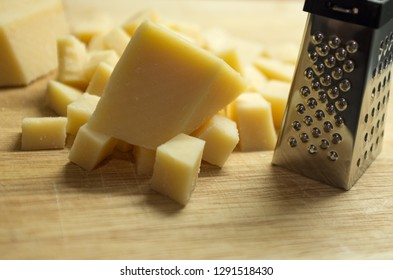 small grater for Parmesan cheese, grater for food