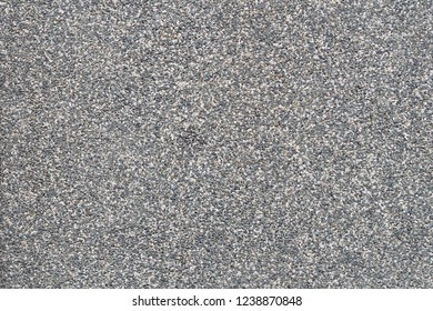 Small gravel wall Mix with white, black gray stone to make a wall or floor in the building. Houses Used as a background. copy space.