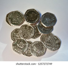 small group of potter 50p