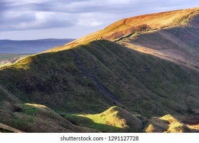 A small hill in the peak distric national park of UK.
