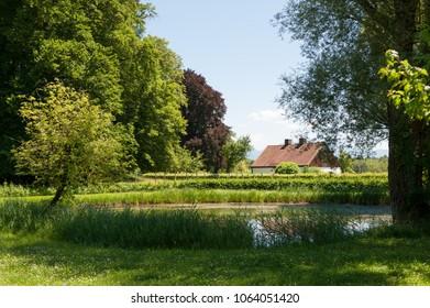 Small house in Herreninsel