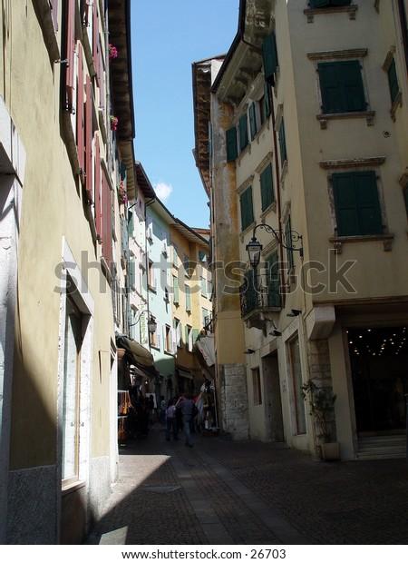 Small Itallian alley