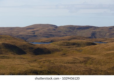 Small Lake in Scottish Highlands