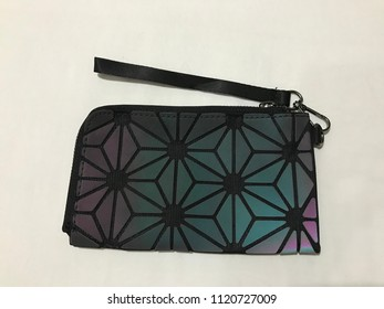 small modern beautiful  purse