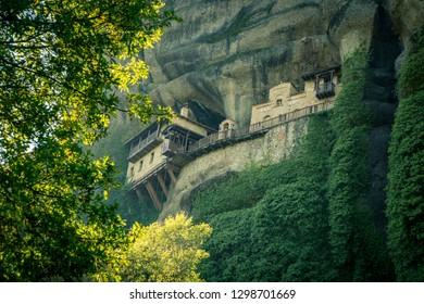 Small Monastery, Meteora Greece