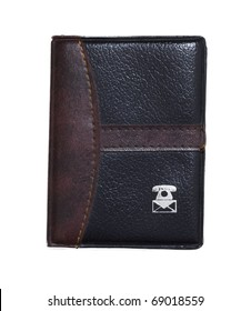 Small notebook with blank cover