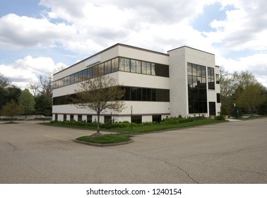 Small Office Building Suburbs Stock Photo Edit Now 1240154