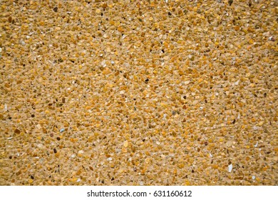 Small pebble wall texture.