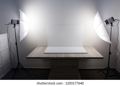 small photo studio