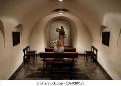 small prayer room