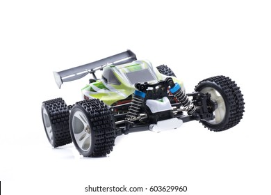 Small remote control car electric buggy