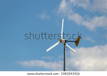 Residential Wind Turbine