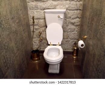 Retro Wc Pot.Toilet Retro Images Stock Photos Vectors Shutterstock