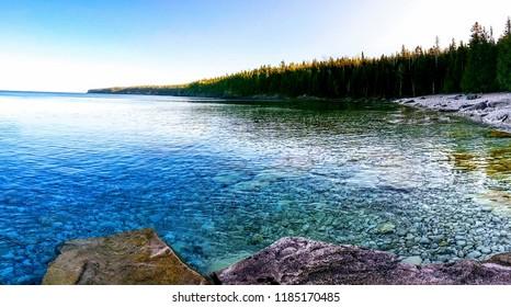Small Rock Beach