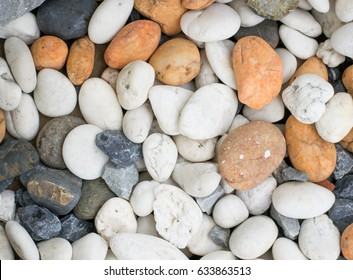 Small rocks background.