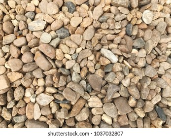 Small rocky cover the sea coast texture background