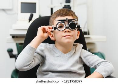 test oftalmolog