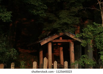 A small shrine in Japan