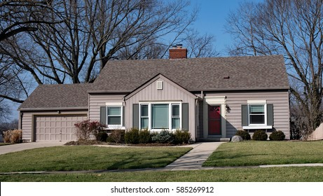 Small Single Dwelling House