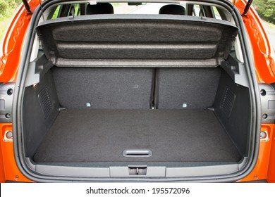 Small Size SUV Car Trunk