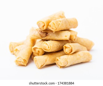Small spring rolls
