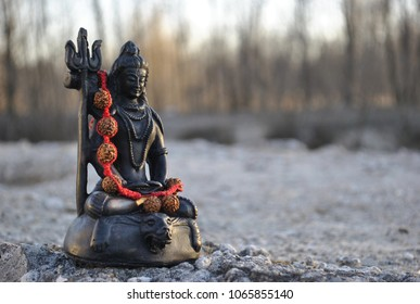 Small  statue of Lord Shiva