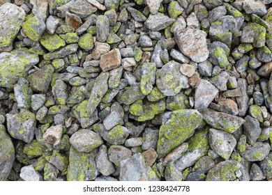 Small stone background