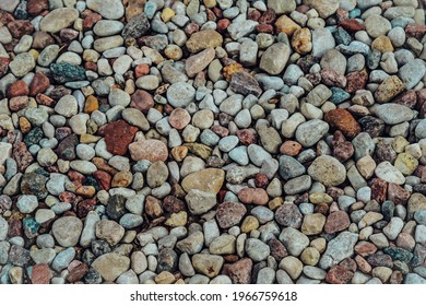 Small stone texture for background. High quality photo