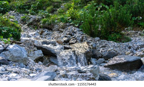 Small stony creek